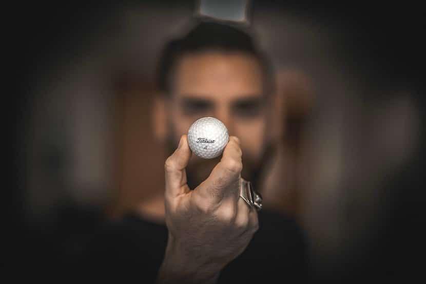 Draw The Golf Ball