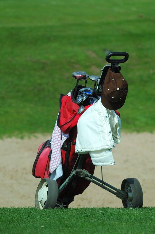 Golf Towel Chicken Wing