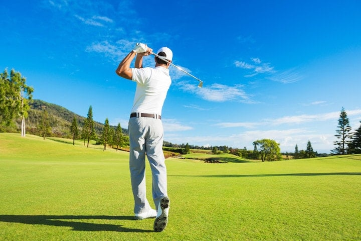 How To Improve Your Golf Swing: Secrets To A Great Golf Swing