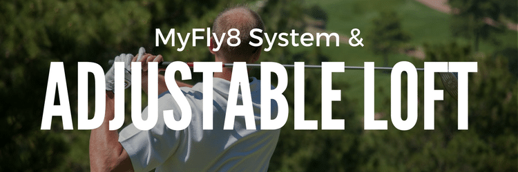 My Fly8 Adjustable Loft