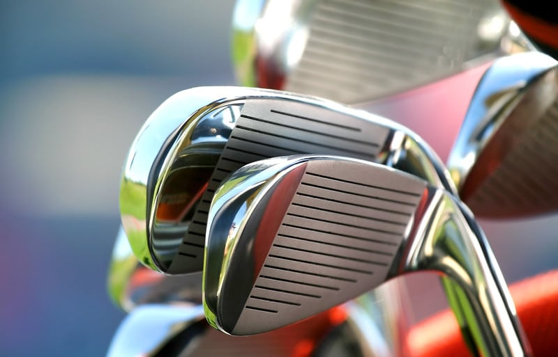 What Are Golf Irons