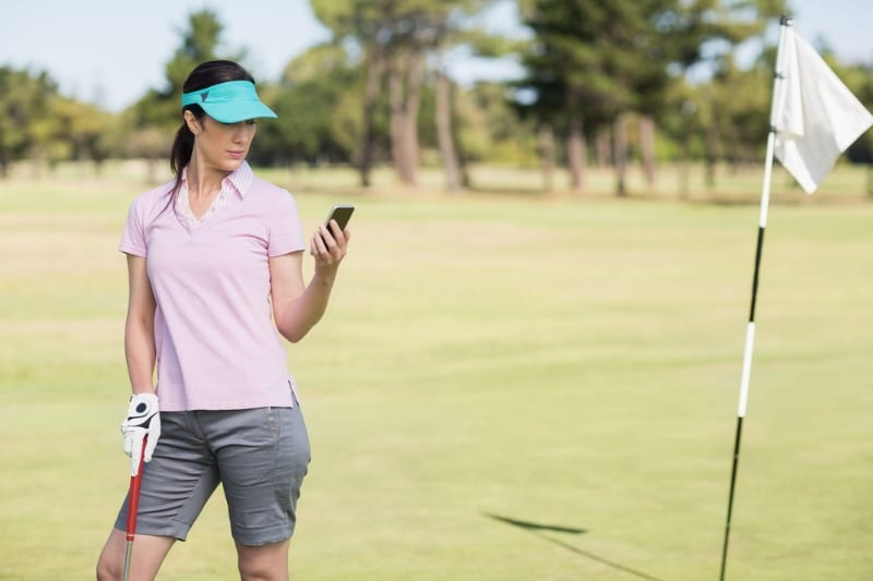 Smartphone Golf