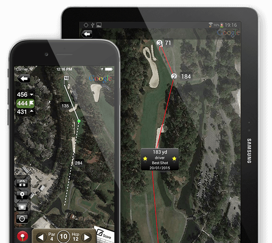 Mobitee Golf Gps App