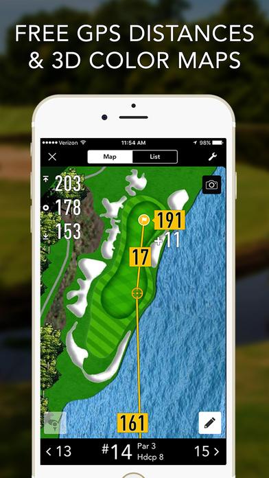 Golf Logix Golf GPS App
