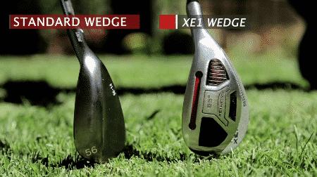 XE1 Wedge Comparison