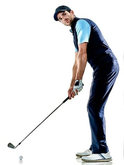 Golfer - One Swing Plane