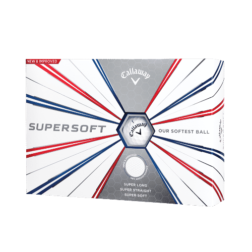 Callaway SuperSoft Golf Balls 2