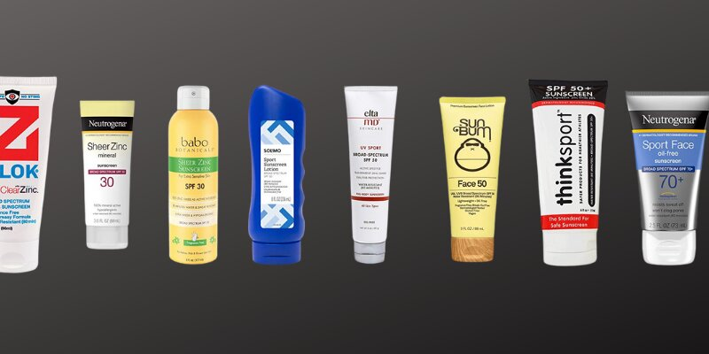 sunscreen for golfers